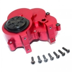 GPM Aluminum Transmission Housing Set Red For Gmade R1 Sawback / komodo
