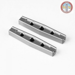 Gmade GS01 Machined M3 54mm Upper Link 2pcs Silver GM30023