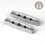Gmade GS01 Machined M3 44mm Upper Link 2pcs Silver GM30025