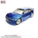 Bolha Transparente BMW M3 Rally 1/10 235mm