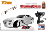 Automodelo Semi-pró Team Magic G4-D 1/10 Nitro Mercedes SLS