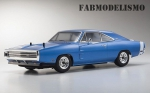 Automodelo Fazer VE-i Dodge Charger 1970 Azul Brushless Completo