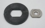 TRAX 4185 - Brake disc / shaft adapter (NR)