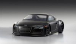 Automodelo Fazer R/S VE-X Audi R8 Matte Black Brushless