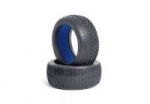 Par de Pneus JConcepts 3007-01 Soft Blue Compound NIP