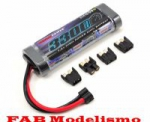 Bateria Nimh Venom 7.2v 3300mah 6cell high-discharge