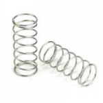 LOSA 5451 - LOSI 15MM SPRINGS 2.3öX4.4 RATE (SILVER)