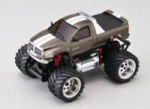 Monster Mini-z MM-01 Dodge RAM 1500 Cobre