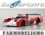 KYOSHO MINI-Z MR-03 SPORTS TOYOTA GT-ONE TS020 NO.1