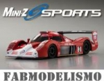 KYOSHO MINI-Z MR-03 SPORTS TOYOTA GT-ONE TS020 NO.3