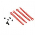 TRAX 7018 - PUSH ROD (MOLDED COMPOSITE) (4)/ HOLLOW BALLS (8)