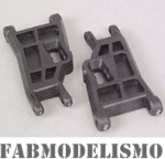 TRAX 3631 - Traxxas Suspension Arms Front Rustler / Stampede