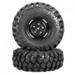 Rodas Montadas Crawler 110mm