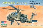 Kit Hobby Boss AH-64A Apache Attack Helicopter - 1/72