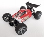 E18XB AUTOMODELO HIMOTO SPINO BUGGY OFF ROAD - 1/18 - ELÉTRICO