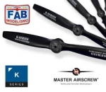 Hélice Aeromodelo Master Airscrew 15x6 - Made In Usa - K Series