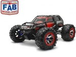 AUTOMODELO SUMMIT RTR MONSTER TRUCK 4WD c/ EVX2 e rádio 2.4