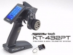 Radio Automodelo Kyosho Kt-432p 4ch Touch