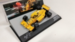 Miniatura Lotus 99t Ayrton Senna (GP 1987) 1/43 Collection