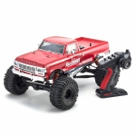 Automodelo Kyosho Mad Crusher GP Monster Truck 1/8 4x4 Completa