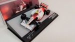 Miniatura McLaren MP4/6 Ayrton Senna (GP 1991) 1/43 Collection