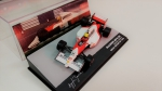 Miniatura McLaren MP4/5B Ayrton Senna (GP 1990) 1/43 Collection