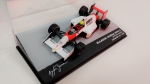 Miniatura McLaren MP4/5 Ayrton Senna (GP 1989) 1/43 Collection