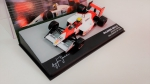 Miniatura McLaren MP4/4 Ayrton Senna (GP 1988) 1/43 Collection
