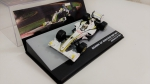 Miniatura Brawn GP Mercedes BGP 001 Rubens Barrichello (GP 2009) 1/43 Collection