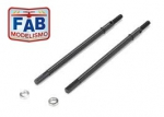 Vaterra Ascender Blazer Axle Shafts Rear