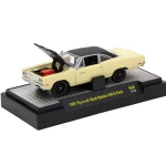 Miniatura Plymouth Road Runner 440 1969 - Detroit Muscle