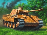 Kit Revell Tanque Panzer V Panther - 1/72 - NOVIDADE!