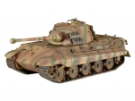 Kit Revell Tanque Tiger II Ausf. B 1/72 Alemanha 1944 - 03129