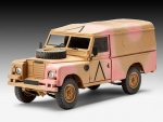 Kit Revell British 4x4 Off-Road Vehicle SeriesIII (109 /LWB) - 1/35