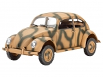 Kit Revell Fusca de Guerra - German Staff Car Type 82E - 1/35