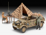 Kit Revell German Staff Car Type 82 Kuelbelwagen - 1/35