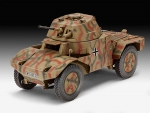 Kit Revell Carro blindado de escolta P204(f) - 1/35