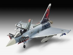 Kit Revell Eurofighter Typhoon single seater - 1/72 - NOVIDADE!