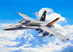 Kit Revell Jato F/A-18C Hornet fighter attack - 1/72