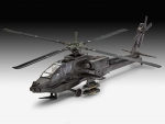 Kit Revell Helicoptero Ataque Apache Ah-64a 1/100 - 04985