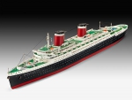 Kit Revell SS United States - 1/600 -