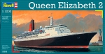 Kit Revell Queen Elizabeth 2 - 1/1200
