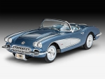 Kit Revell Corvette Roadster 1958 - 1/25 -