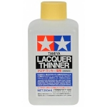 Solvente Tamiya Lacquer Thinner - 250 ml