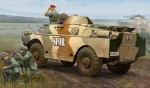 Kit para Montar Trumpeter Tanque Russian BRDM-2 (Late) - 1/35