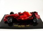 Miniatura Ferrari F2008 - Felipe Massa  1/43 Collection