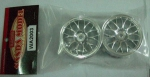 Roda 1/10 chrome Y - spoke Rims