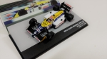 Miniatura Williams Honda FW11B Nelson Piquet (GP 1987)