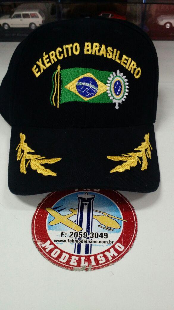 Boné Exército Brasileiro 100% Algodao  12ca9e07d21