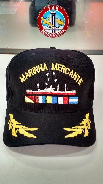 Boné Marinha Mercante. Carregando imagem! 5a8664f9d0e